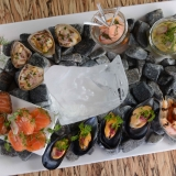 Nordic Seafood Platter