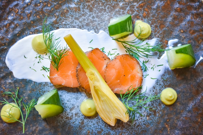 Nordic 3-course lunch